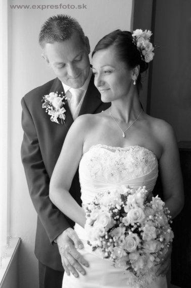 Svadobné fotografovanie....